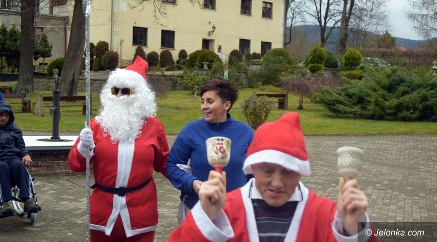 Janowice Wielkie: Mikołaj odwiedził janowicki DPS