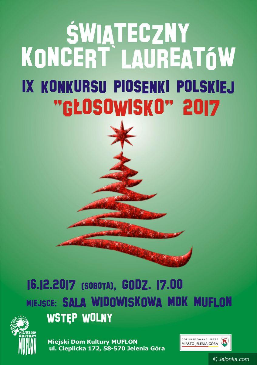 """Jelenia Góra: Świąteczny koncert laureatów """"Głosowiska"""""""