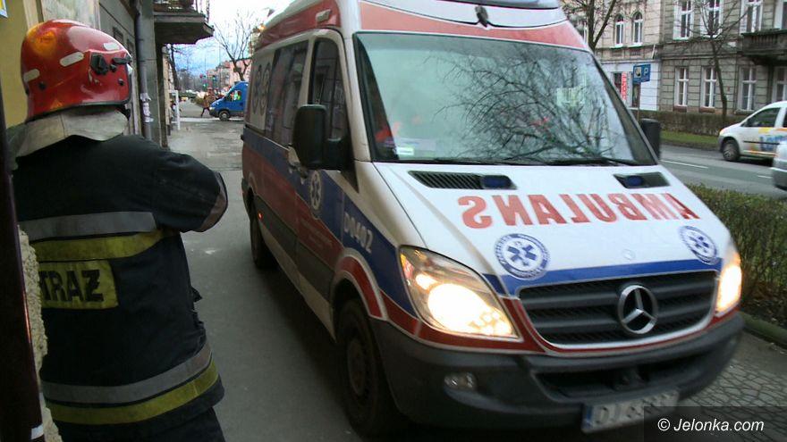 Jelenia Góra: Czujnik czadu uratował im życie