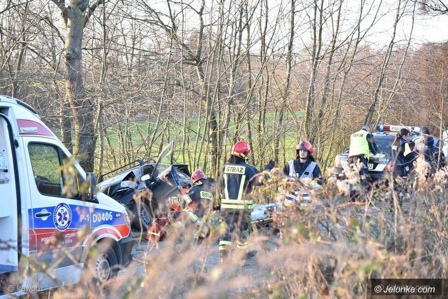 Region: Tragiczny wypadek między Komarnem i Radomierzem (aktualizacja)