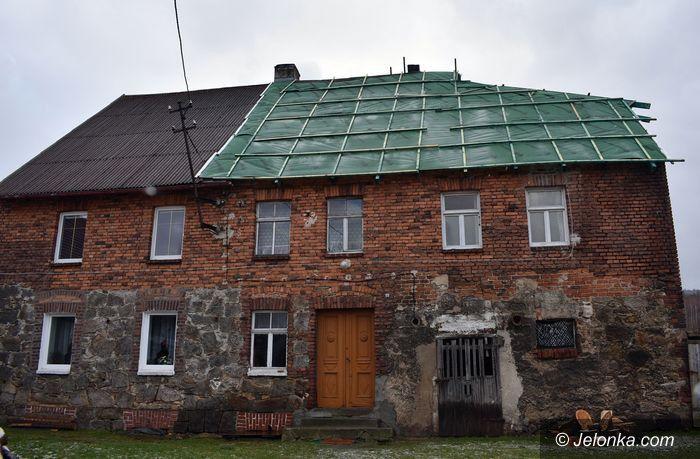 Region: Poszkodowani proszą o pomoc w odbudowie dachu