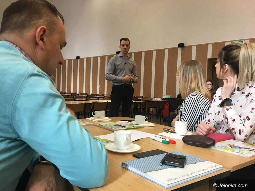 Jelenia Góra: Szkolenie dla członków klubu biznesu