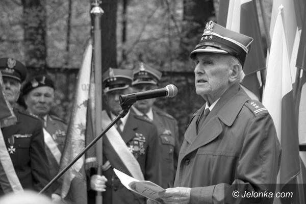 Jelenia Góra: Odszedł pułkownik Edward Jakubowski