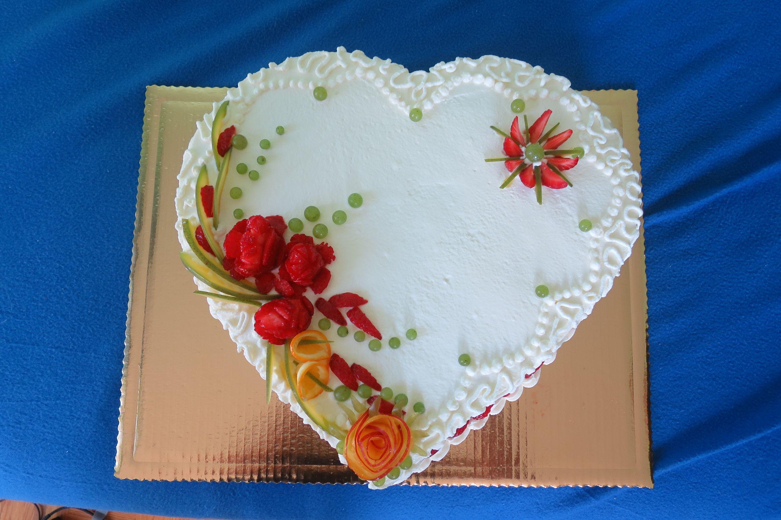 Tort Z Owocami Proste I Smaczne Uroki Lata Jelonkacom