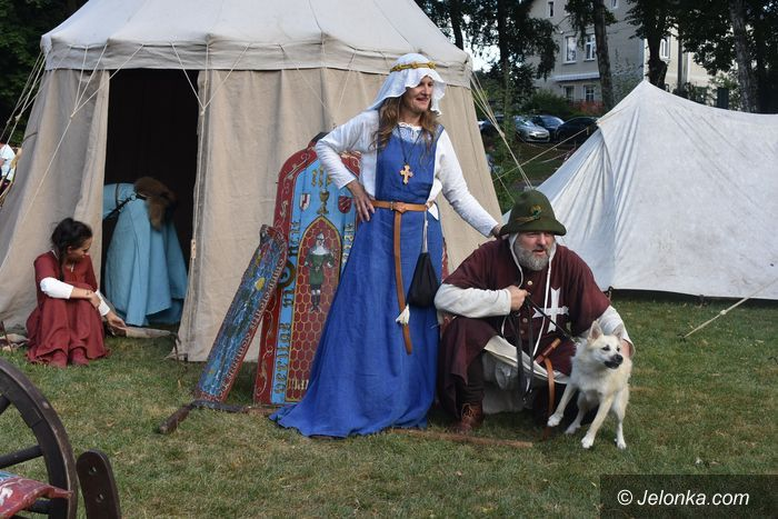 Janowice Wielkie: Festyn w wiosce rycerskiej
