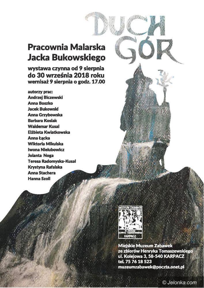 Karpacz: Nowa wystawa w Muzeum Zabawek