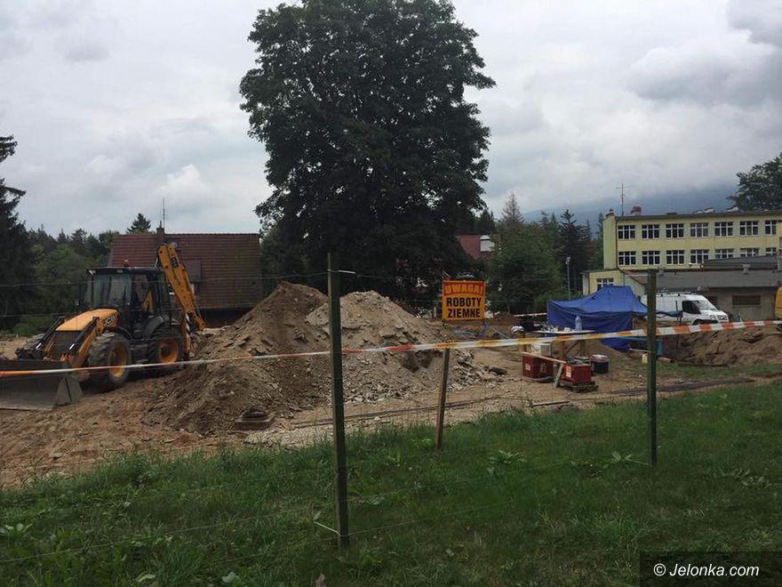 Szklarska Poręba: Start budowy hali