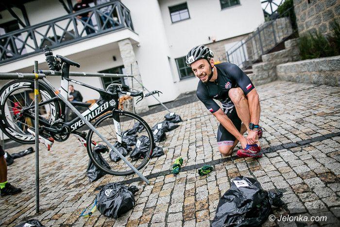 Jelenia Góra: Udany debiut nowej imprezy triathlonowej