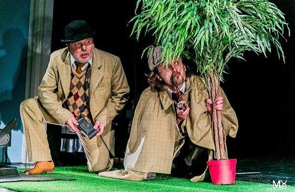 Jelenia Góra: Sherlock Holmes w Teatrze Animacji