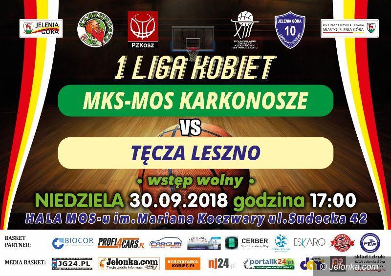 Jelenia Góra: Start sezonu koszykarek