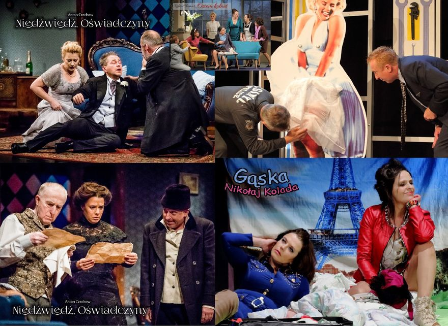 Jelenia Góra: TANIEJ bilet do teatru