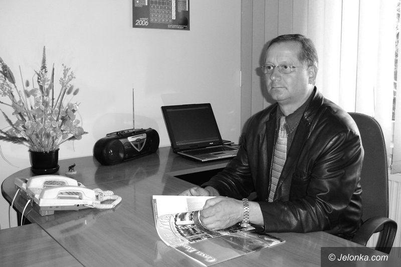 Jelenia Góra: Odszedł Tadeusz Mroczek