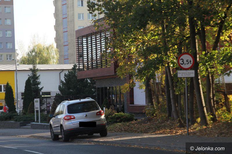 Jelenia Góra: A to autodrań!