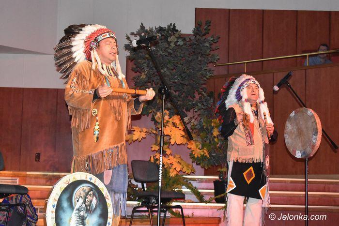Jelenia Góra: Muzyka Indian na poranku