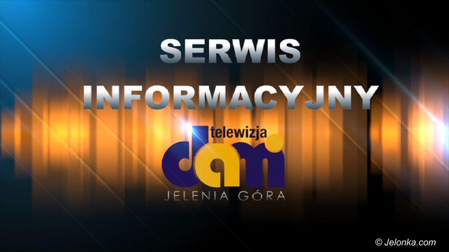 Jelenia Góra: Serwis Informacyjny TV Dami Jelenia Góra z dnia 23.10.2018 r.