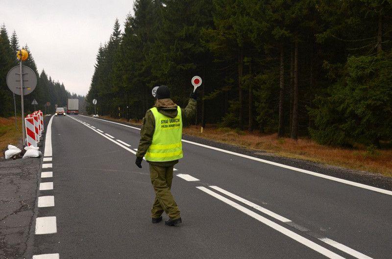 Jelenia Góra: Kontrola na granicach?