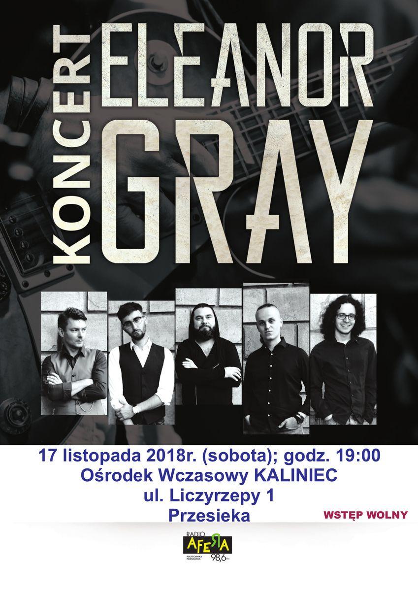 Przesieka: Koncert Eleanor Gray w Przesiece