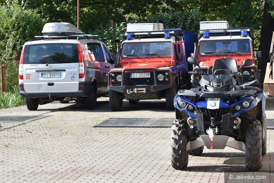 Region: Nowe auto dla ratowników górskich