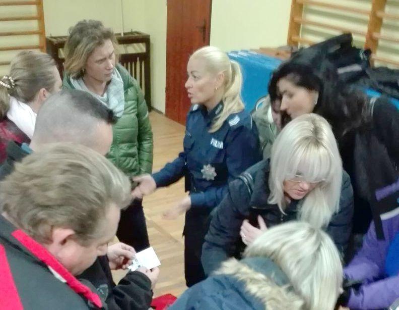 """Jelenia Góra: Drugstop w """"Piątce"""" z rodzicami uczniów"""
