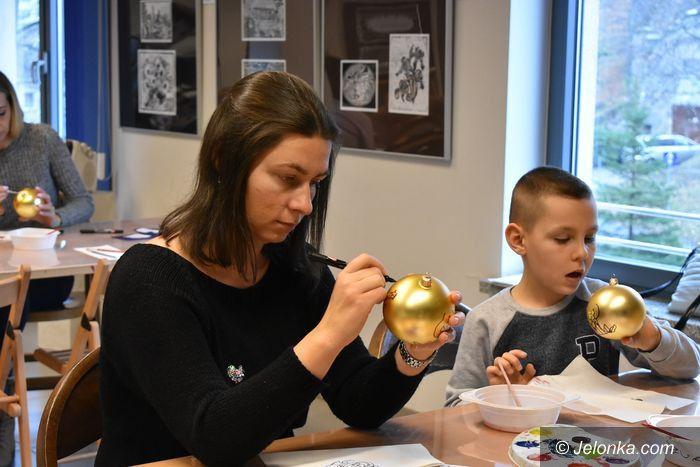 Jelenia Góra: Rodzinne zdobienie bombek w muzeum