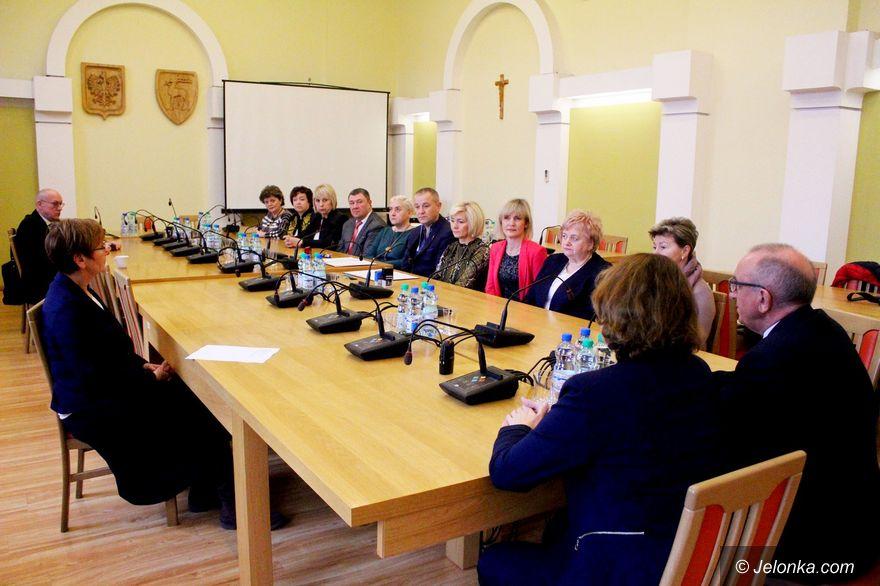 Jelenia Góra: Delegacja z Tarnopola gości w Jeleniej Górze