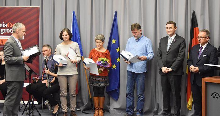 Region: Nagrody za działania na rzecz pogranicza