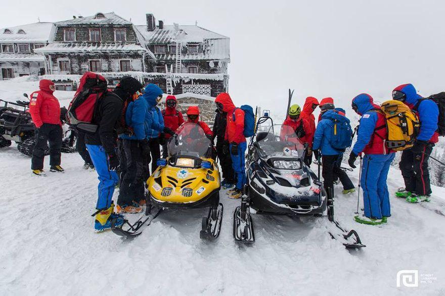 Karpacz: Goprowcy szykują się do ferii zimowych