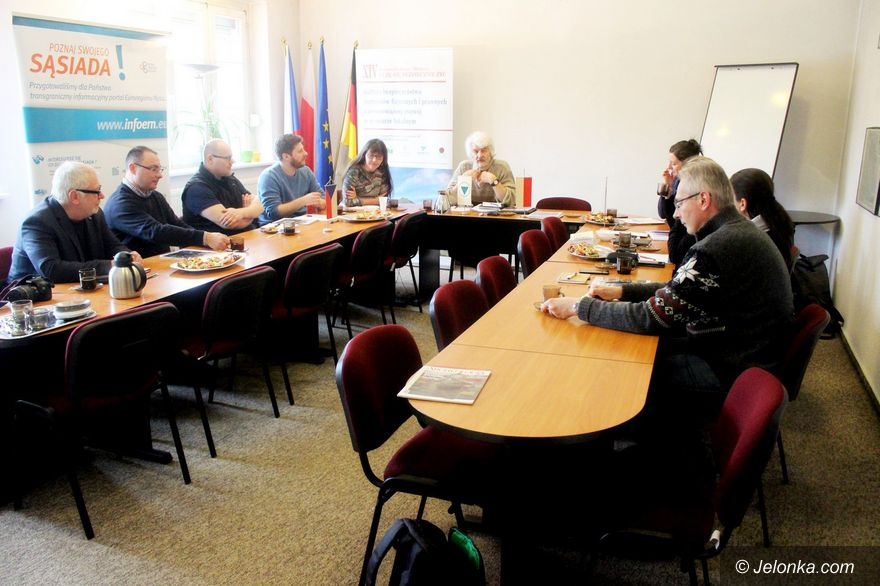 Jelenia Góra: Jest euroregionalny zespół archeologów