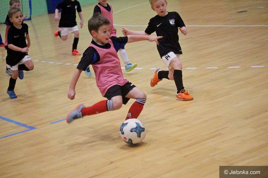 Jelenia Góra: Piłkarskie zmagania przedszkolaków