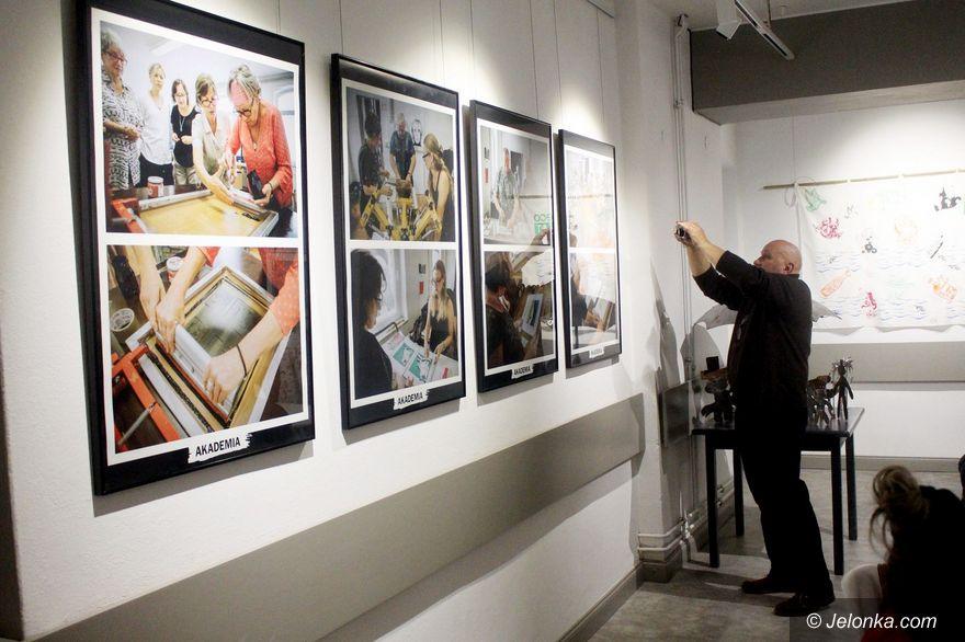 Jelenia Góra: Efekty warsztatów Eco–Art