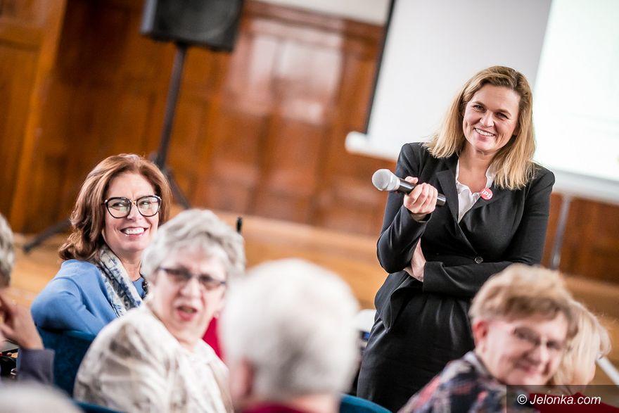 Jelenia Góra: Konferencja Kobiet