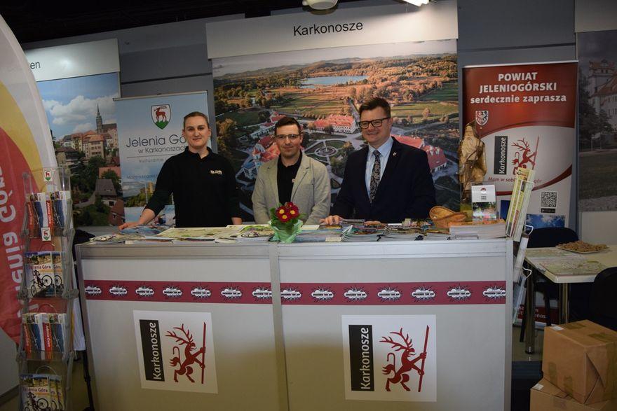 Powiat: Powiat Jeleniogórski na targach w Jabloncu
