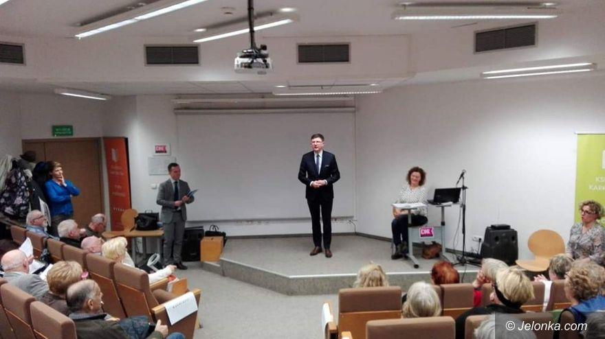 Jelenia Góra: Start Rady Seniorów