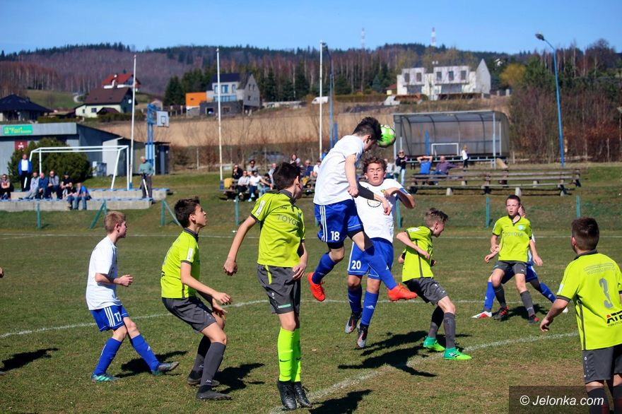 Dziwiszów: Pokonali drużynę ze Świdnicy