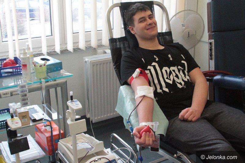 Jelenia Góra: Pomoc mają we krwi