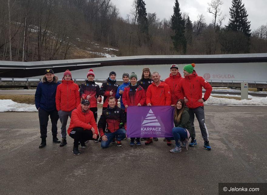 Polska/Łotwa: Medalowe żniwa saneczkarzy