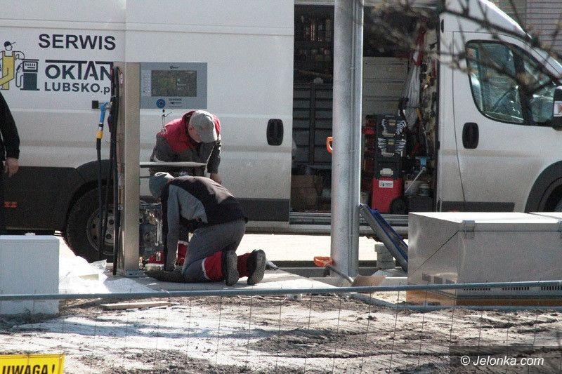 Jelenia Góra: Powstaje kolejna stacja paliw