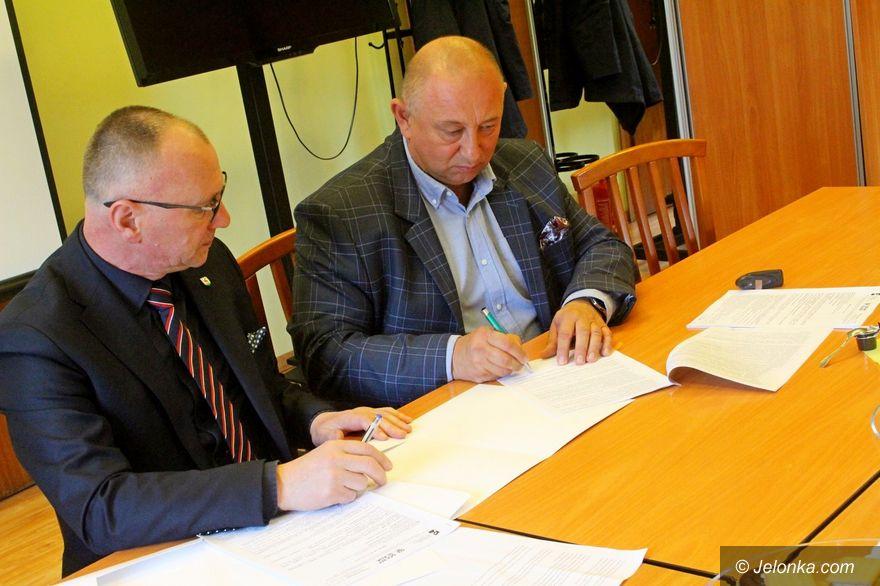 Jelenia Góra: Ulica Krakowska – umowa podpisana