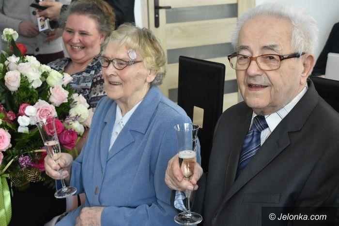 Mysłakowice: Przeżyli razem 70 lat