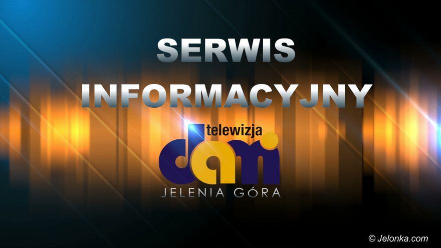 Jelenia Góra: Serwis Informacyjny TV Dami Jelenia Góra z dnia 10.04. 2019 r.