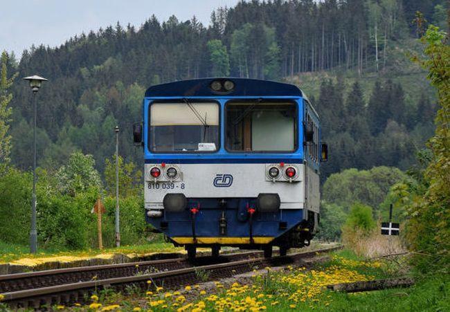 Region: Pociągiem pojedziemy do Skalnego Miasta