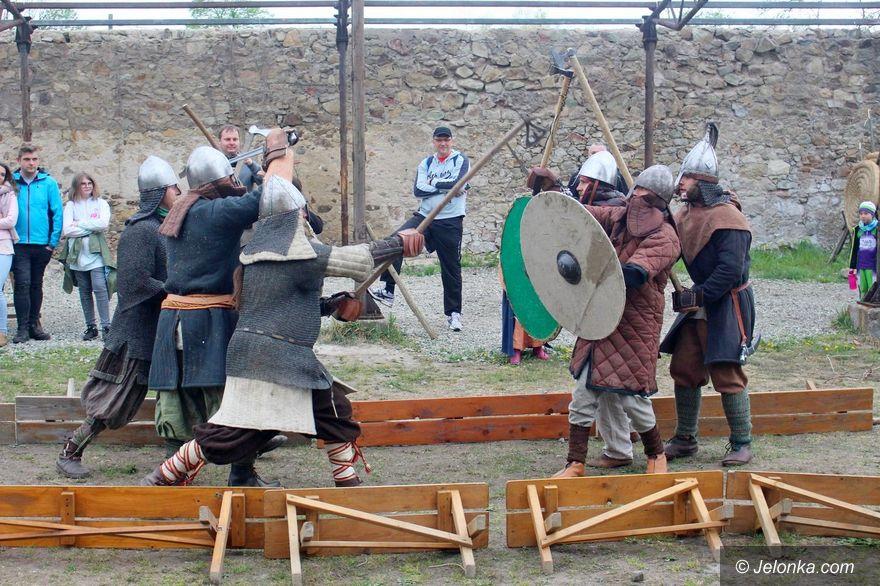 Siedlęcin: Widowiskowa impreza karkonoskich wikingów