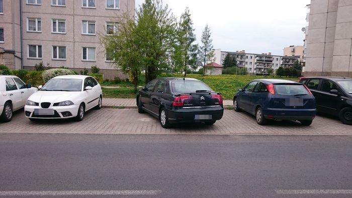 Jelenia Góra: Tak nie parkujemy