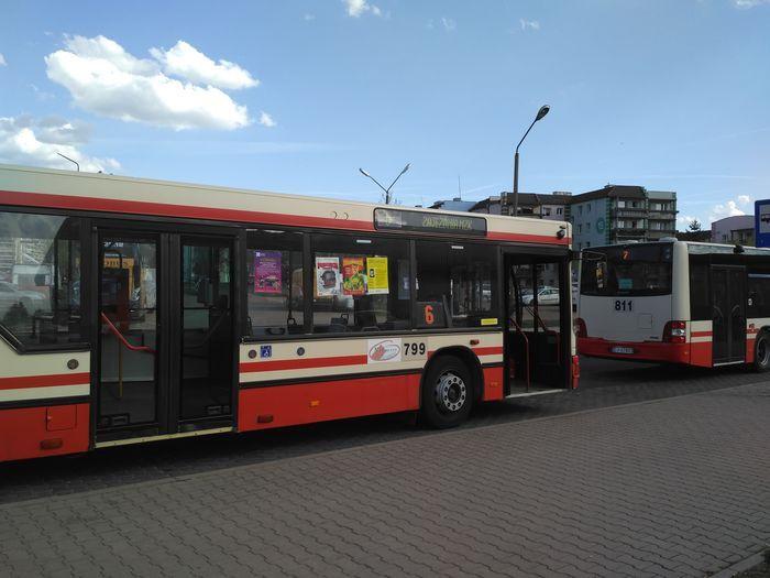 Jelenia Góra: Naganne zachowanie kierowcy autobusu