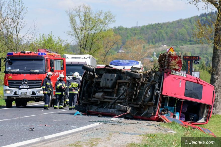 Radomierz: Wypadek w Radomierzu