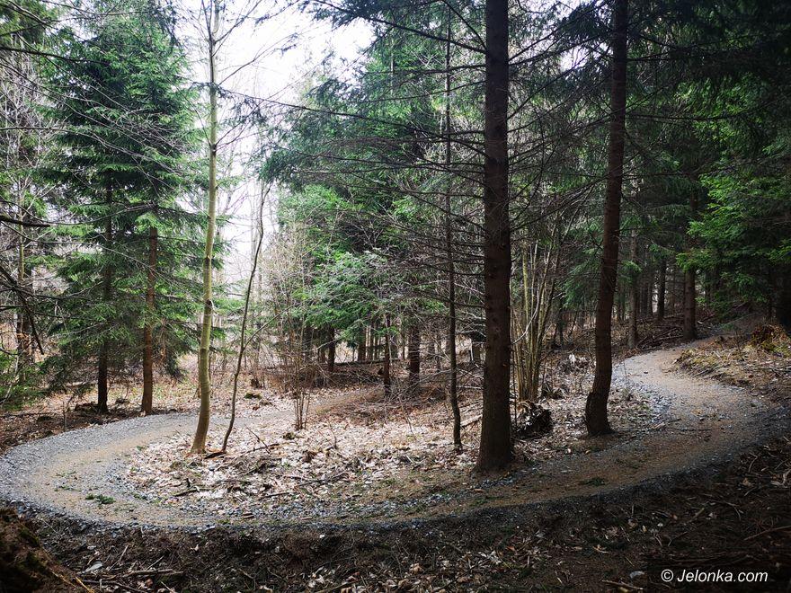 Region: Otwarcie single tracków w Górach Kaczawskich