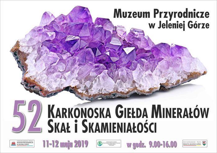 Jelenia Góra: Trwa Giełda Minerałów w Cieplicach