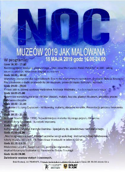 Jelenia Góra: Przed nami Noc Muzeów 2019 z Moniuszko