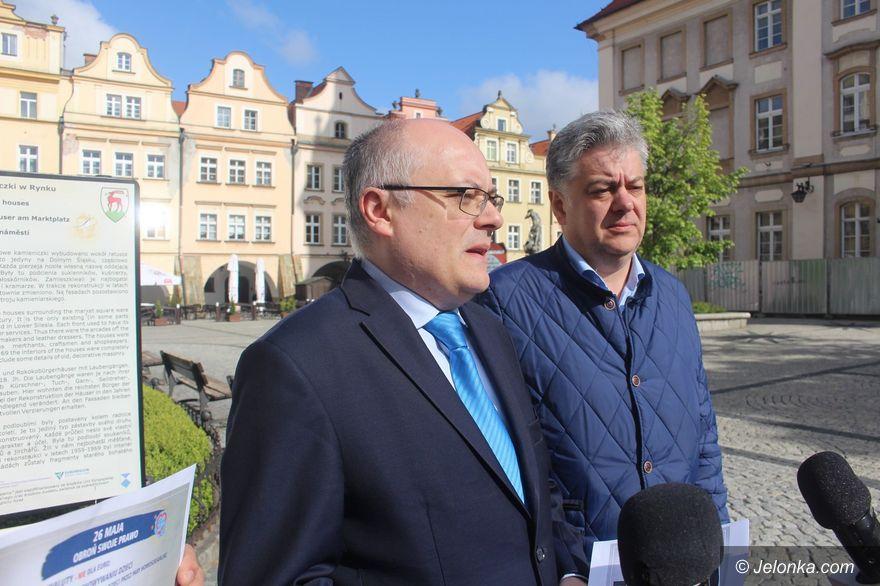 Jelenia Góra: Wybory coraz bliżej. PiS apeluje