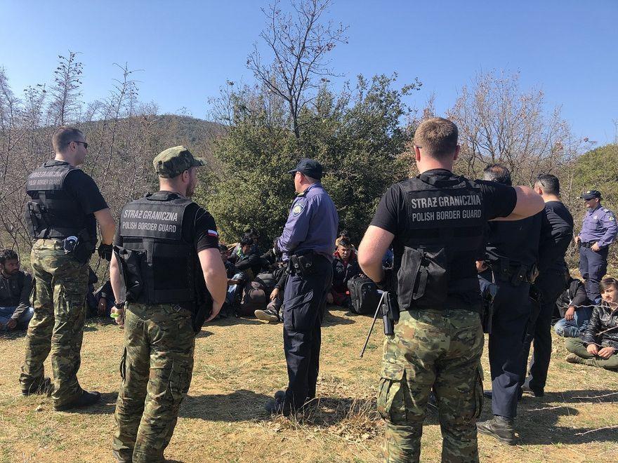 Region: Spotkanie w SG po misji w Macedonii